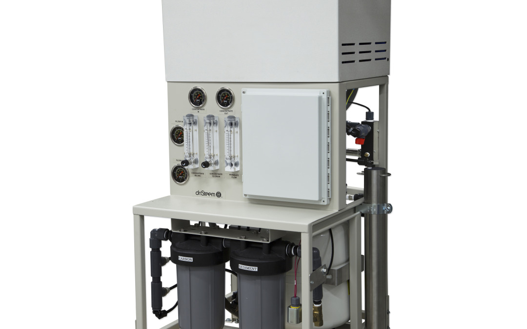 Low Maintenance Humidification Systems